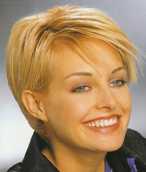 Short-Haircuts-for-Fine-Hair Short Hair 2019 Trend