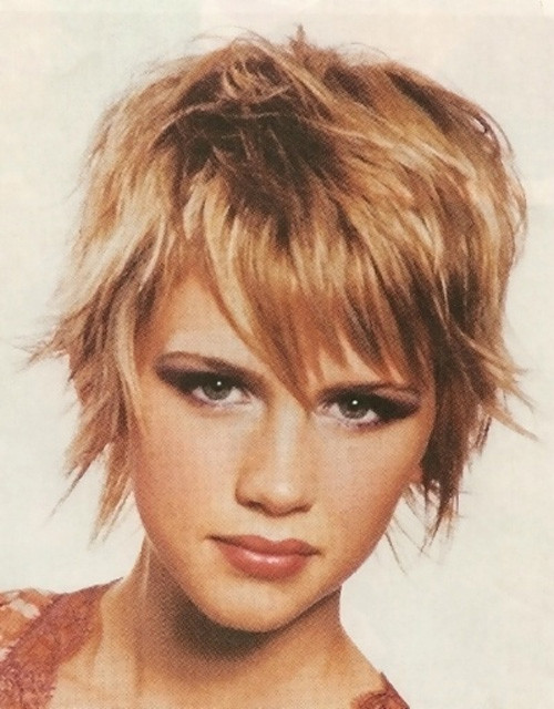 Short-Hairstyles-for-Women Short Hair 2019 Trend