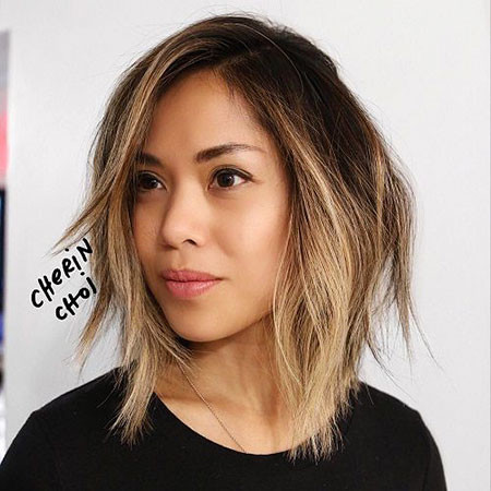 Short-Ombre-Hairtyle Short Ombre Hairstyles