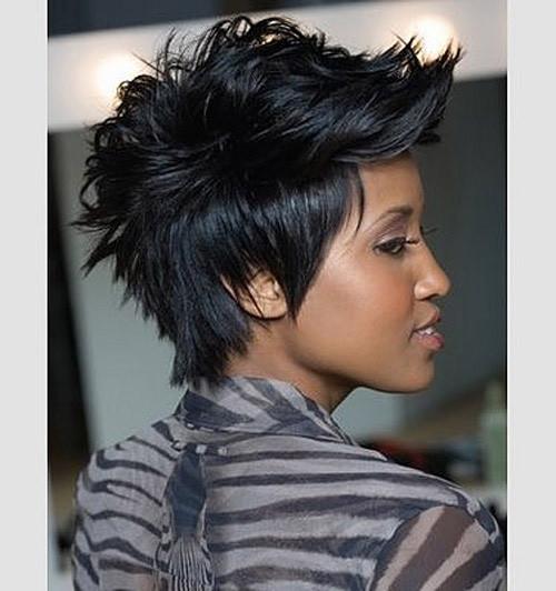 Short-haircuts-for-black-women Short Hair 2019 Trend