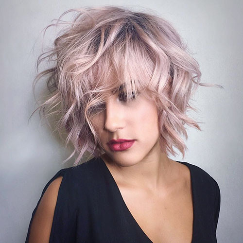 Summer-Hair Best Short Hairstyles for Girls 2019