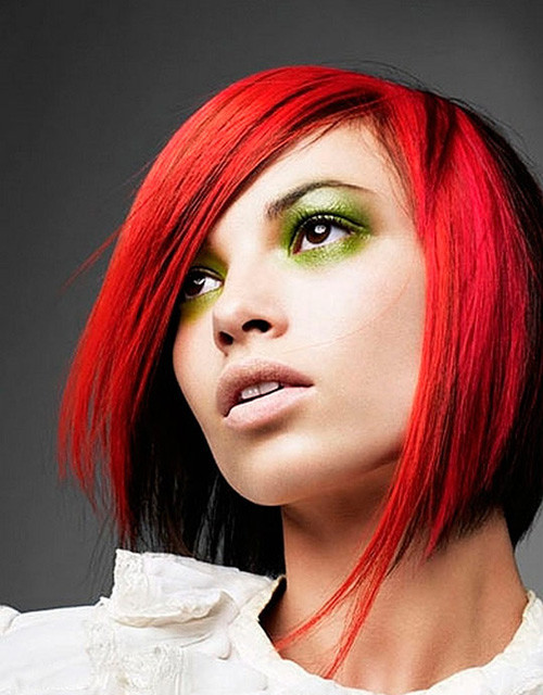 Trendy-hair-colour-2013 Latest Short Hairstyles Trends 2018 – 2019