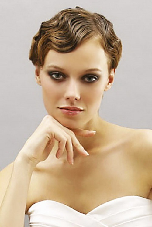 best-wedding-hair-2012 Best Wedding Hairstyles for Short Hair