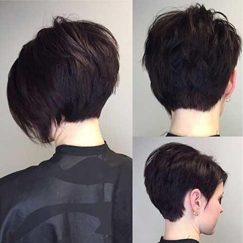 Asymmetrical-Bob-Short-Hair Best Short Bob Haircuts for Women