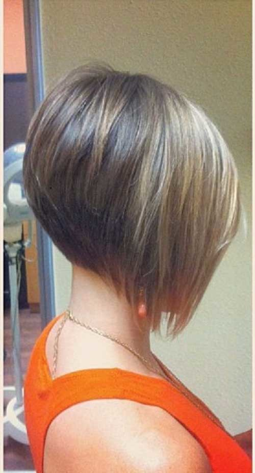Haircut-for-Round-Face Best Short Bob Haircuts for Women