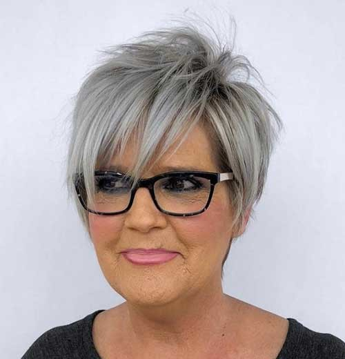 Layered-Pixie-1 Classy Pixie Haircuts for Older Women