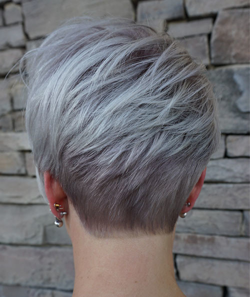 Layered-Pixie-Cut Best Short Pixie Hairstyles 2018