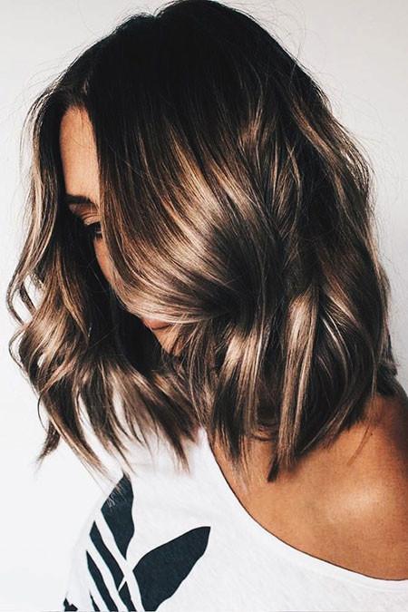 102-Short-Haircuts-2019 Popular Short Haircuts 2018 – 2019