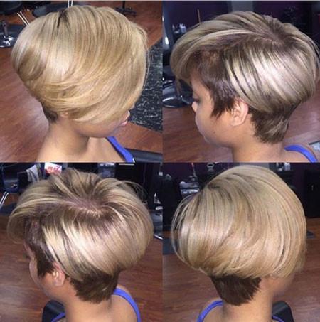 58-Short-Pixie-Hairstyles-for-Black-Women Best Short Pixie Hairstyles for Black Women 2018 – 2019