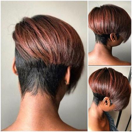 60-Short-Pixie-Hairstyles-for-Black-Women Best Short Pixie Hairstyles for Black Women 2018 – 2019