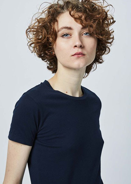 80-Short-Curly-Hairstyles-2019 Popular Short Curly Hairstyles 2018 – 2019