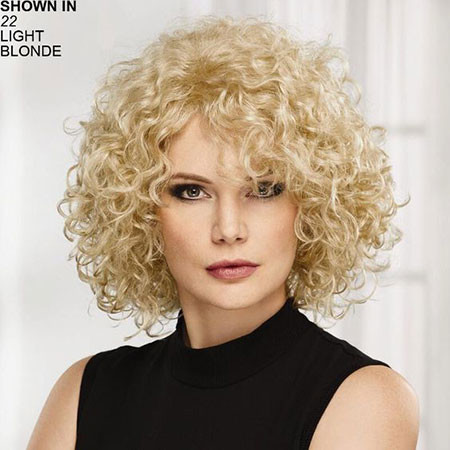 85-Short-Curly-Hairstyles-2019 Popular Short Curly Hairstyles 2018 – 2019