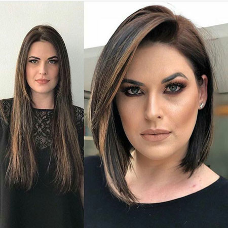 85-Short-Haircuts-2019 Popular Short Haircuts 2018 – 2019