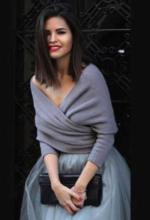 Asymmetrical-Pixie-Bob-Cut Outstanding Short Haircuts for Women
