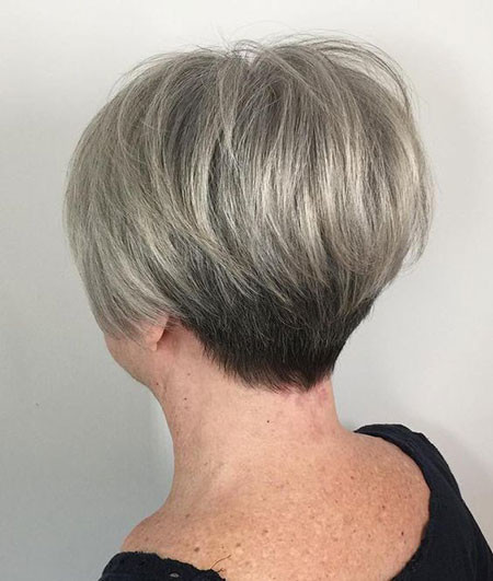 Balayage-Pixie-Hair Best Pixie Haircuts for Over 50 2018 – 2019