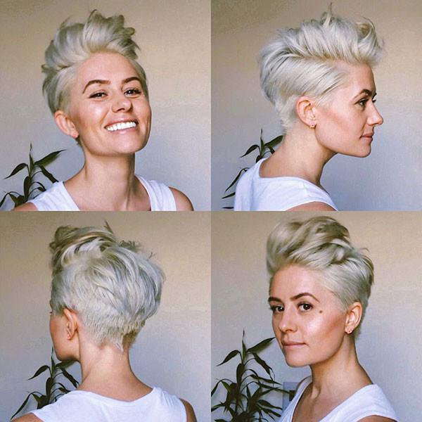 Blonde-Pixie-Cut-1 Best Pixie Cut 2019