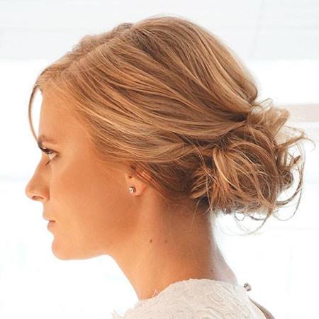 Braid-Bun-for-Short-Hair Hair Buns for Short Hair