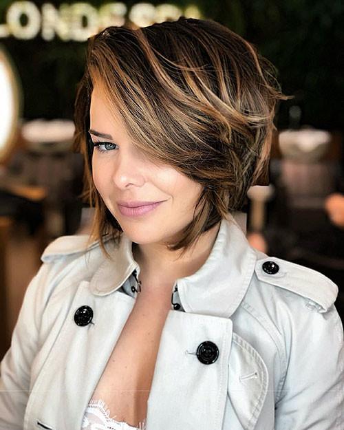 Cute-Hair Short Layered Haircuts 2018 – 2019