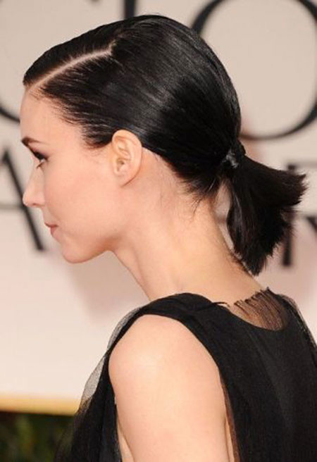 Cute-Hairstyle Ponytail Hairstyles for Short Hair