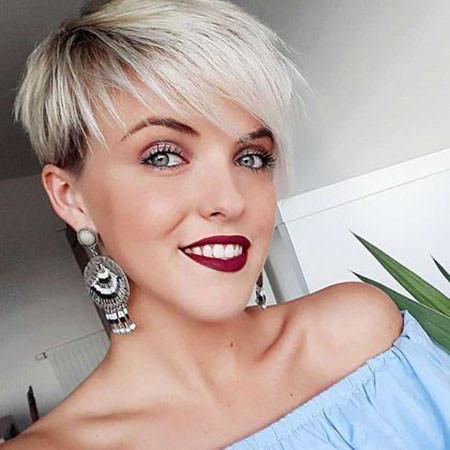 Cute-Pixie-Cut Trendy Short Hairstyles 2019