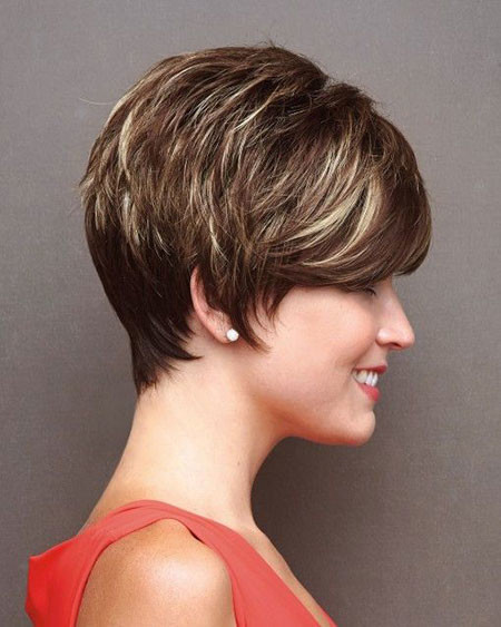Cute-Pixie-HairCut Best Pixie Haircuts for Over 50 2018 – 2019