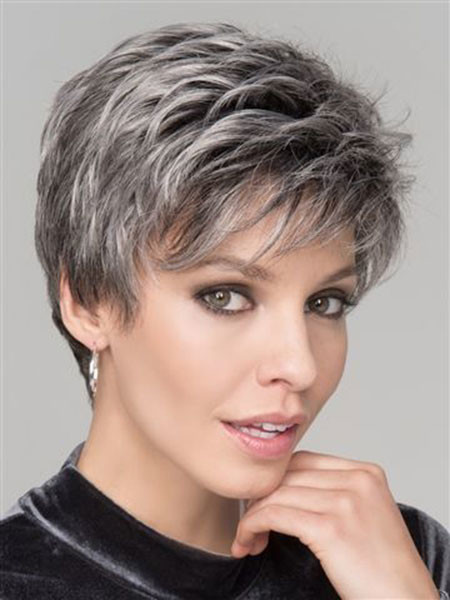 Gray-Hair Best Pixie Haircuts for Over 50 2018 – 2019