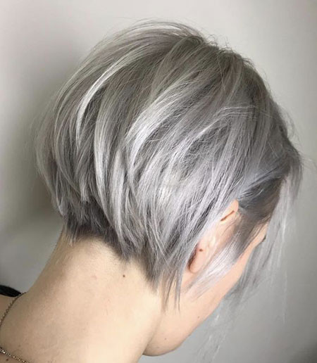 Layered-Pixie-Hairstyles Best Pixie Haircuts for Over 50 2018 – 2019