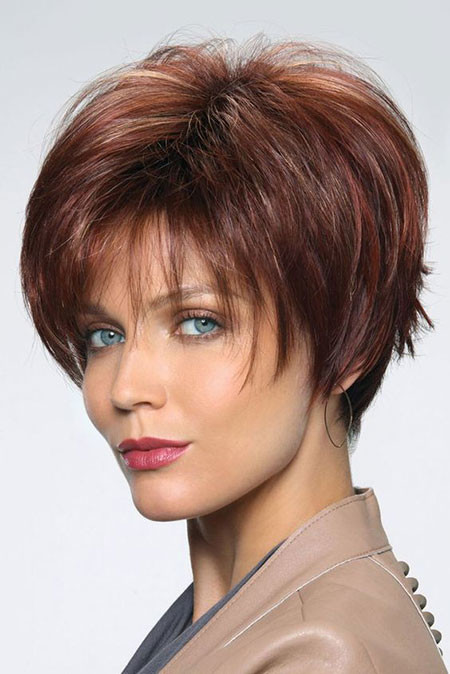 Pixie-Bob-Hair Best Pixie Haircuts for Over 50 2018 – 2019