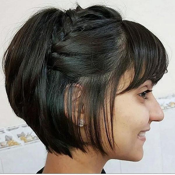 Pixie-Braid-Hairstyle Best Pixie Cut 2019