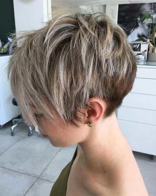 Pixie-Cut Outstanding Short Haircuts for Women