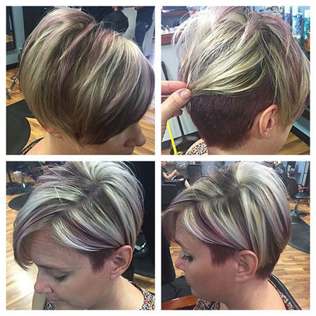 Pixie-Hair-Bangs Best Pixie Haircuts for Over 50 2018 – 2019