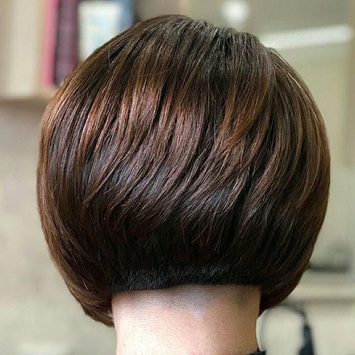 Short-Bob-Hair-1 Popular Short Haircuts 2018 – 2019