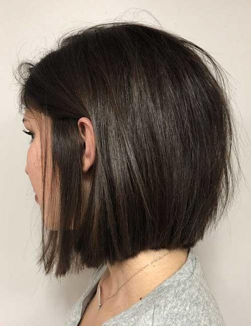 Short-Bob-Haircut-2019 Best Short Haircuts for 2018-2019