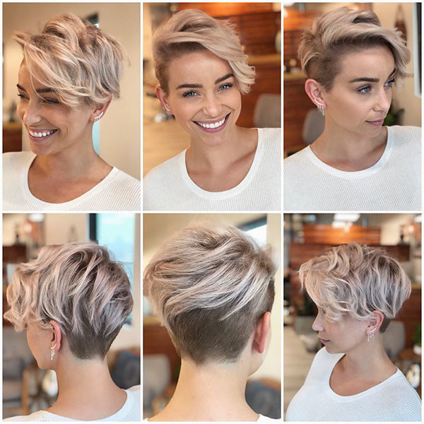 Short-Haircuts-1 Best Pixie Cut 2019