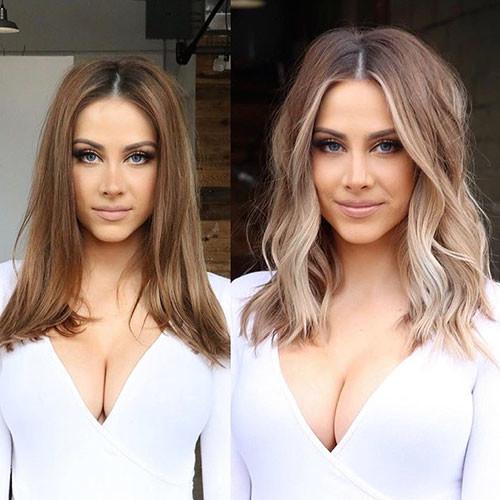 Short-Hairstyle Popular Short Haircuts 2018 – 2019