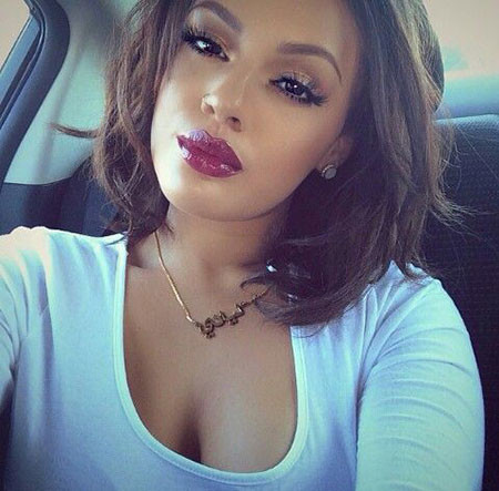 Short-Layered-Haircut Best Short Hairstyles for Black Women 2018 – 2019