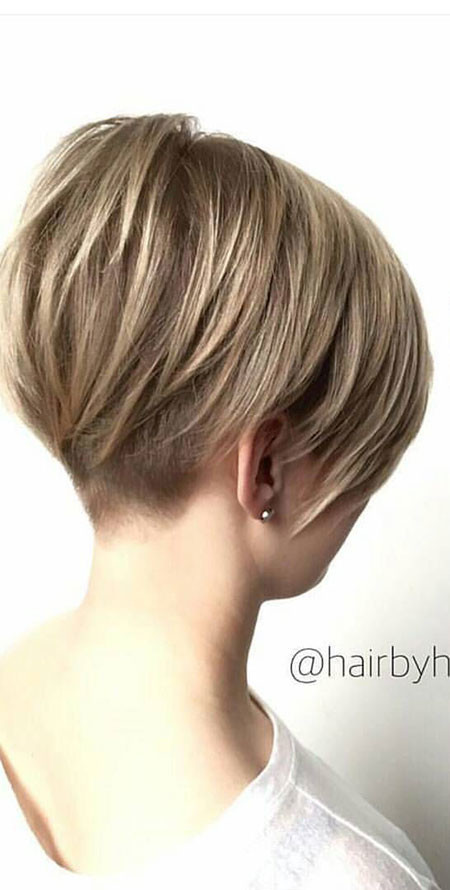 Short-Pixie-Bob-Hair Best Pixie Haircuts for Over 50 2018 – 2019