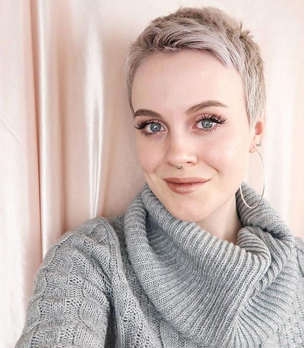 Short-Pixie-Cut-1 Best Pixie Cut 2019