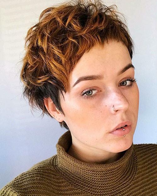 Short-Pretty-Hair Short Layered Haircuts 2018 – 2019
