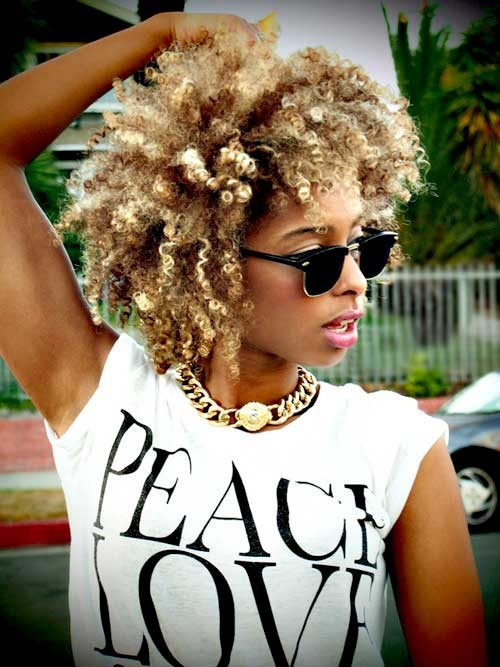 Short-hairstyles-for-black-girls Best Black Short Hairstyles for Women