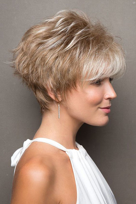 Summer-Hair Best Pixie Haircuts for Over 50 2018 – 2019