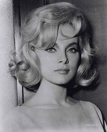 Vintage-Classic-Hairtyle 1960's Short Hairstyles