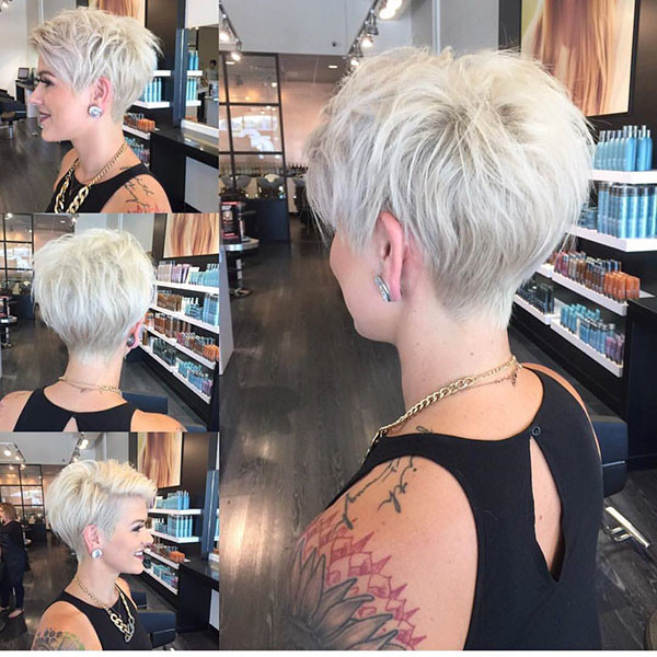29-layered-pixie-cut New Pixie Haircut Ideas in 2019