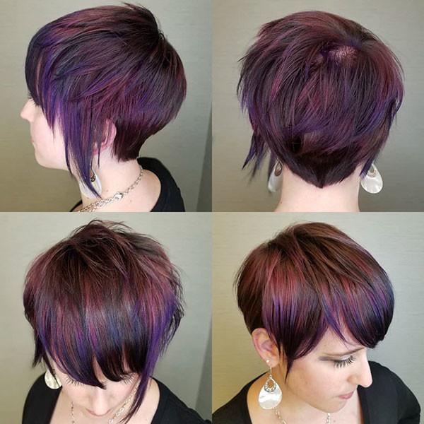 31-layered-pixie-cut New Pixie Haircut Ideas in 2019