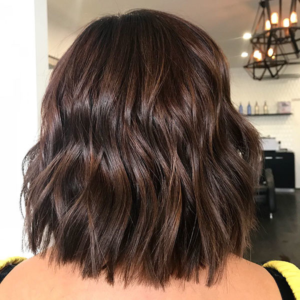 7-short-haircuts-for-thick-wavy-hair Best Short Wavy Hair Ideas in 2019
