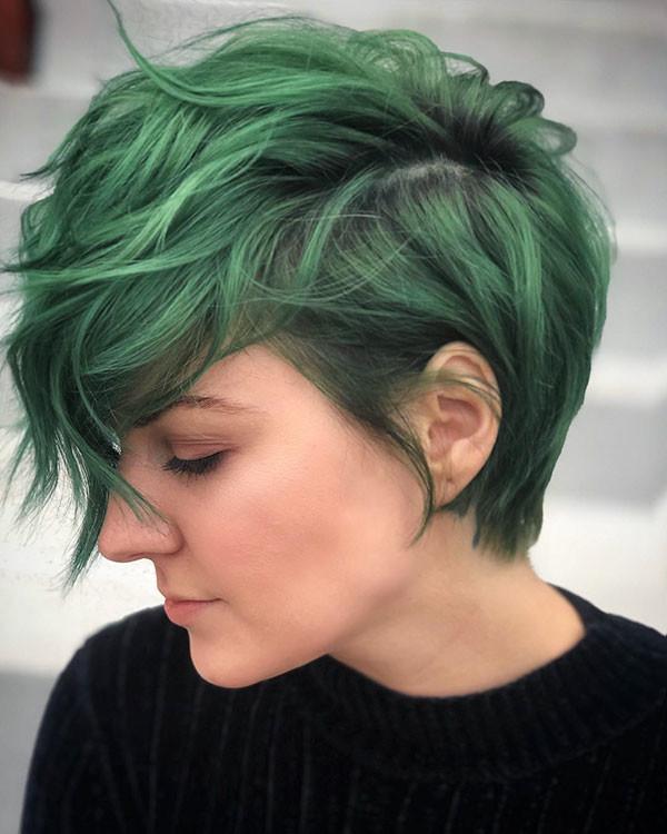 72-wavy-pixie-cut New Pixie Haircut Ideas in 2019