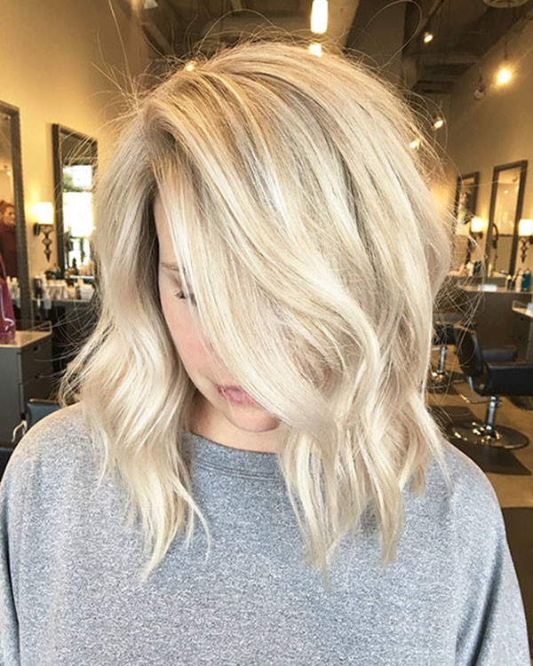 Baby-Blonde-Bob-Hair New Short Blonde Hairstyles