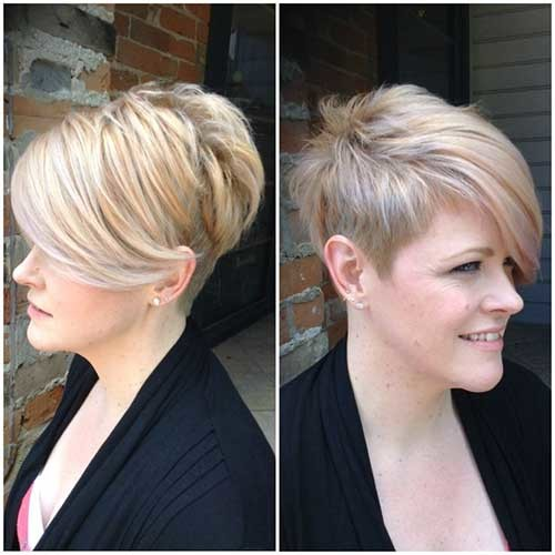 Balayage-Hair-Color-Idea Stylish Pixie Haircuts Every Women Should See