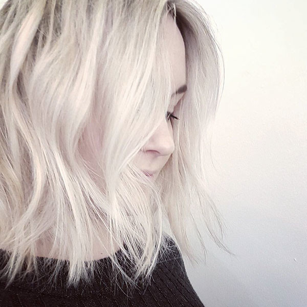 Beach-Blonde-1 Popular Short Hairstyles for Fine Hair