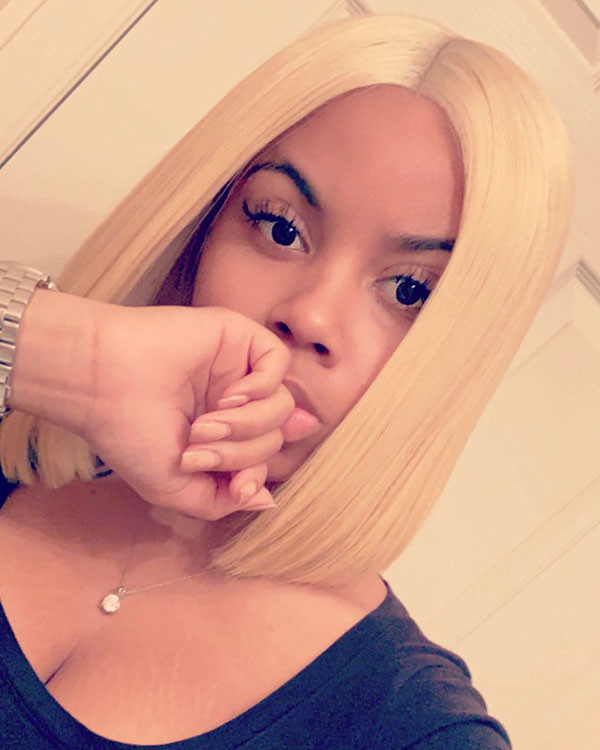 Blonde-Hair-for-Black-Girls Best Bob Hairstyles for Black Women Pictures in 2019